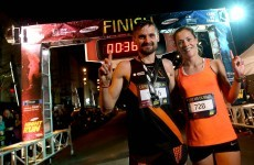 Sergiu Ciobanu, the Moldovan-born athlete aiming to represent Ireland in Rio next year