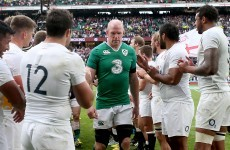 Ireland captain O'Connell: 'I wouldn't say alarm bells will be ringing'