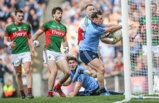 Should Dublin's second goal against Mayo have been disallowed?