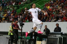 Watch: Valbuena's superb free-kick earns France a win in Portugal