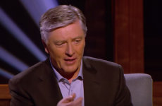 Pat Kenny's show on UTV Ireland has been given the axe