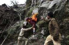 50 killed in quake in India, Nepal and Tibet