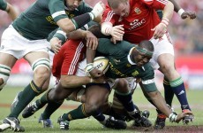 South African rugby international gets two-year ban for doping