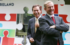Does Alan Shatter support Enda Kenny? He's not saying...