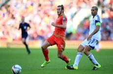 Did an Israeli defender use magic* to stop Gareth Bale scoring yesterday?