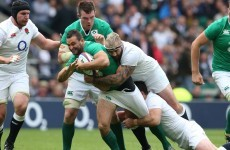 Kearney looks to the positives as Ireland put England defeat behind them