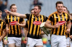 Minding a bad back, Kilkenny's appetite and chasing that midfield jersey