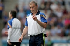 'We need help from past players, we need help from our county board'