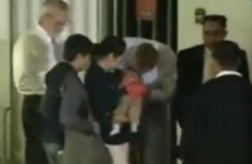 British man's son returned after being 'switched at birth and sold'