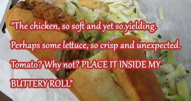 A Love Letter To The Chicken Fillet Roll From The People of Ireland