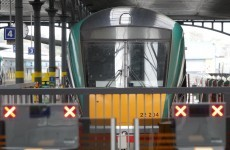 Broken down train causes knock-on delays on Heuston line