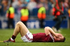 Sponsor softens disappointment for Galway hurlers with €20,000 holiday gift