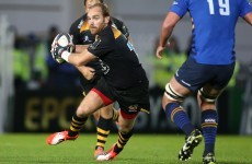 Andy Goode forced to retire just two months after joining London Irish