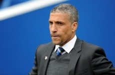 'Lots of people have said that to me' - Chris Hughton rules out Ireland return