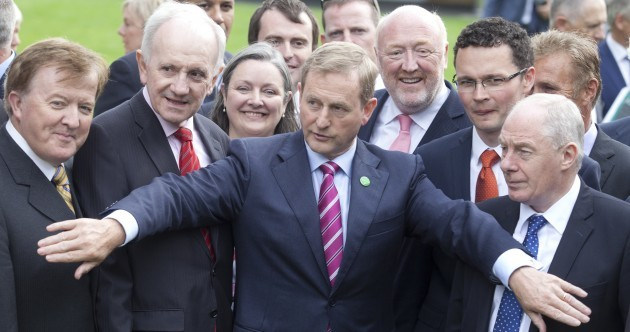 Kenny: 'Voters will have to choose between government or chaos'