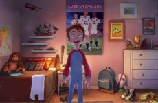 This charming cartoon of England's World Cup stars is very hard to dislike