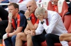 'The solutions we had were not convincing at all': Arsene Wenger defends lack of signings