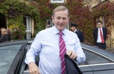 Enda Kenny wants five more years. After that? 'God knows'