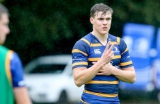 20-year-old Ringrose to make Leinster debut in Cardiff's visit to RDS