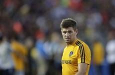 Steven Gerrard reveals Tottenham snub