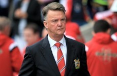 I'm not a dictator, insists Louis van Gaal