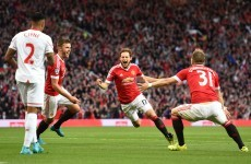 As it happened: Man United v Liverpool, Premier League
