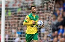 Wes Hoolahan sets one up and scores one as he inspires Norwich victory