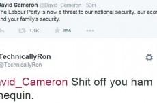 11 really cutting replies to THAT David Cameron tweet