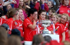 Record-equalling Cork make it back-to-back camogie titles