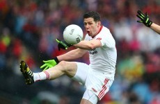Sean Cavanagh's club the victims of a suspected arson attack