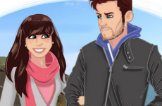 Irish Marvel illustrator proposes to girlfriend by drawing cartoons of their relationship