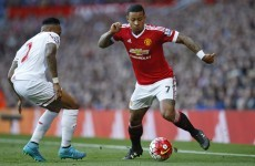 Will Memphis kickstart Man United career against his old club with Rooney ruled out?