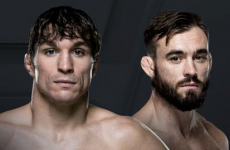 The UFC Dublin card is now finalised after the addition of a cracking featherweight bout