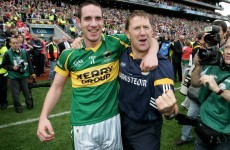 Two Kerry football icons are inspiring the next generation of Kingdom superstars