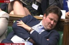 BBC apologises after saying deaf MP was asleep in middle of debate