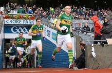 Taken off against Tyrone, now Kerry captain Donaghy has to fight to face the Dubs