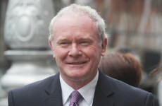 Martin McGuinness branded a 'consistent liar' by Gay Byrne
