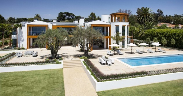 This €31 million smart mansion was never lived in