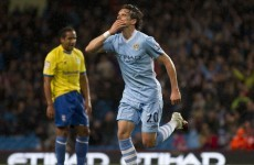 Hargreaves makes case for big role while Mancini defends omission