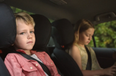 Powerful road safety ad shows a split second is all it takes