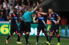 Newcastle make fun of Mitrovic's appalling disciplinary record with brilliant birthday wish