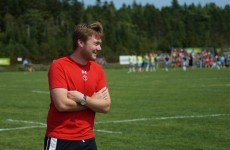 Irishman Hanratty thriving in Canada with Schmidt's words in mind