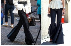 Flared jeans are back, but will you be wearing them?