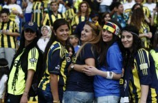 Turkish Girl Power: Fenerbahce plays in front of all-female audience