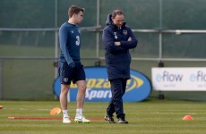 Positive news from Everton ahead of Martin O'Neill's squad announcement