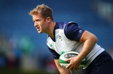 Schmidt names Fitzgerald at 12 as Henshaw misses World Cup opener