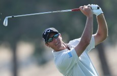 Nicolas Colsaerts matched a pretty cool European Tour record this morning in Italy