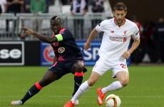 As it happened: Bordeaux v Liverpool, Europa League