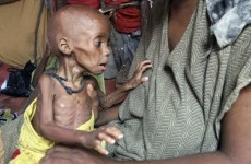 Inside Somalia: How violence is trapping the starving