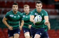 'We did hold stuff back' - Sexton ready to launch Ireland's true World Cup attack